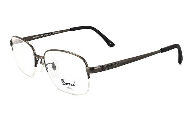 Eyeglasses Based BA1004-G  Dark Gun