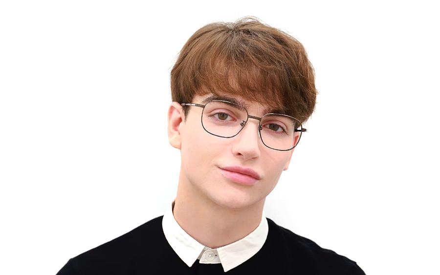 Eyeglasses Based BA1031H-1S  ダークガン