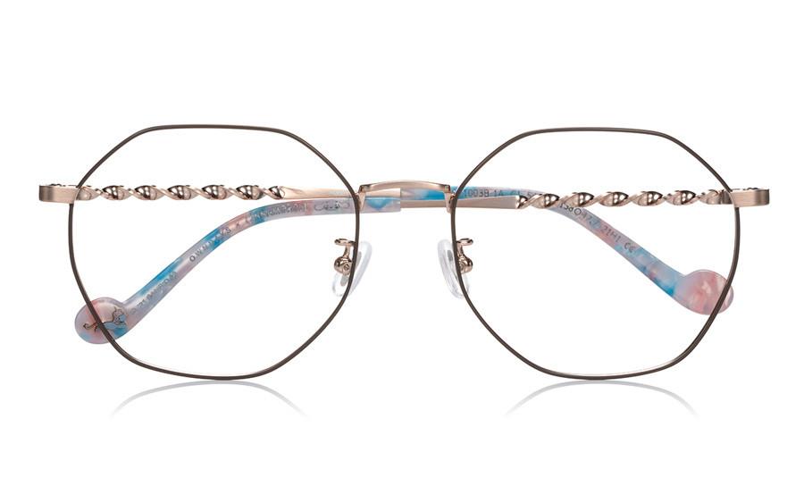 Eyeglasses Cinnamoroll × OWNDAYS SR1003B-1A  ピンク