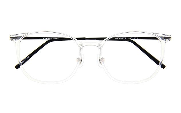 Eyeglasses AIR FIT AF2001W-9A  Clear