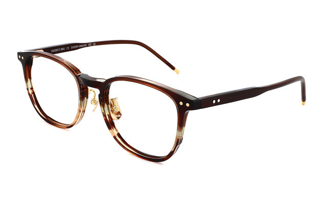 Eyeglasses OWNDAYS SW2001J-8A  ブラウン