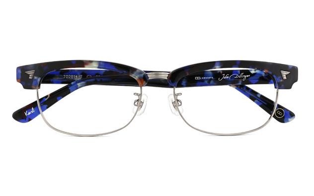 Eyeglasses John Dillinger JD2014-J  Blue Demi