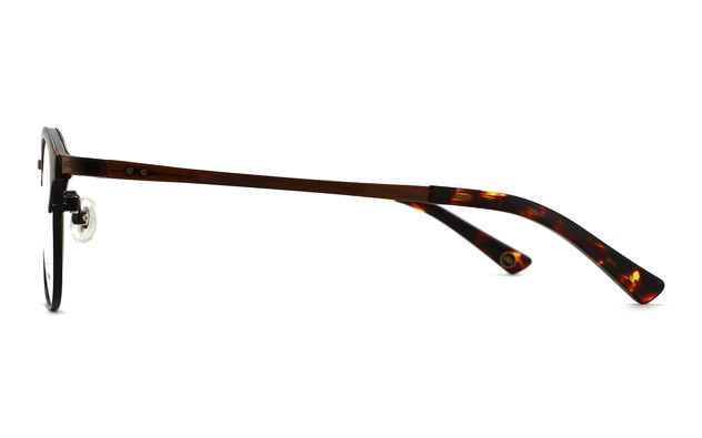 Eyeglasses John Dillinger JD2017-T  Brown Demi