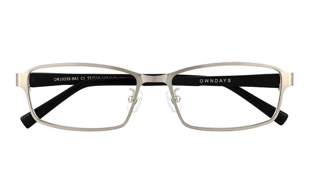 Eyeglasses OWNDAYS OR1033S-8A  シルバー