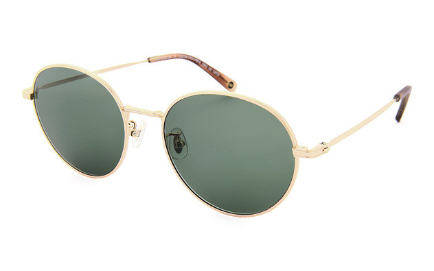 Sunglasses OWNDAYS SUN1052B-9A  ゴールド