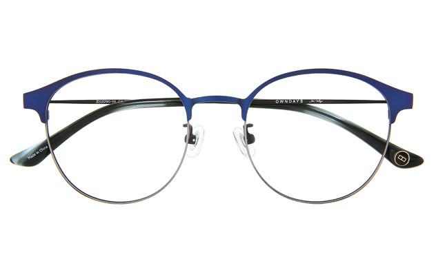 Eyeglasses John Dillinger JD1029G-9A  Navy