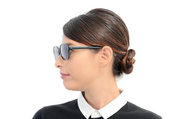 Sunglasses OWNDAYS SUN2075B-9A  ブラウン