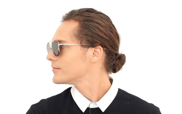 Sunglasses +NICHE NC1014B-9S  Black