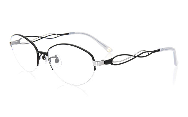Eyeglasses Amber AM1012G-0S  Mat Black