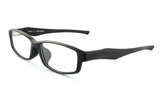 Eyeglasses AIR For Men AR2001-T  Mat Black