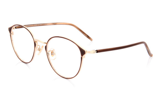 Eyeglasses Graph Belle GB1029B-1S  Brown