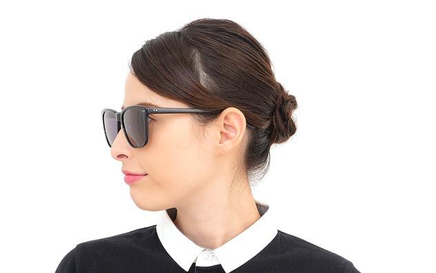 Sunglasses OWNDAYS SUN2064B-9S  Black