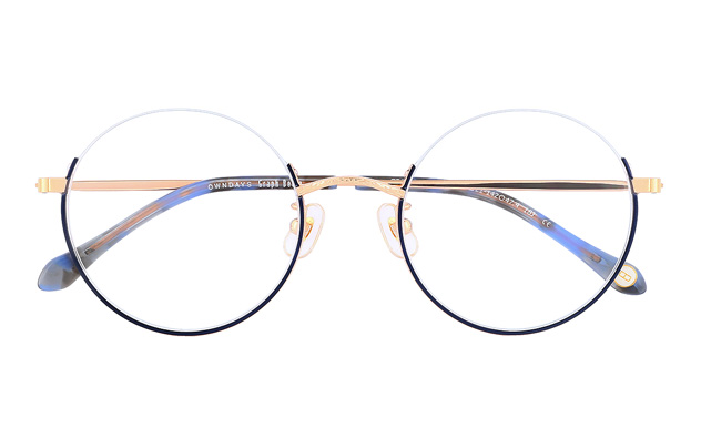 Eyeglasses Graph Belle GB1019G-8A  Navy