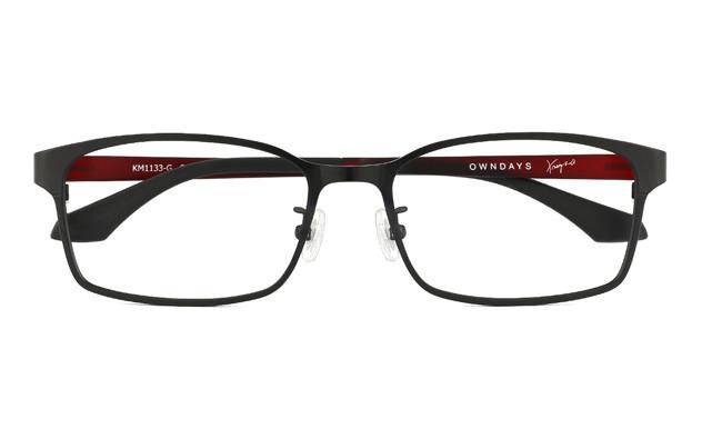 Eyeglasses K.moriyama KM1133-G  Black