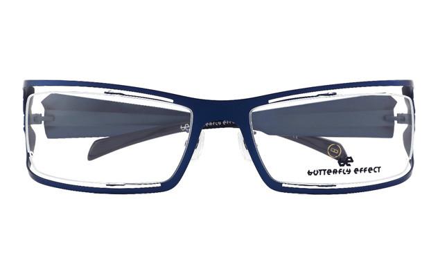 Eyeglasses BUTTERFLY EFFECT BE1002-T  Blue