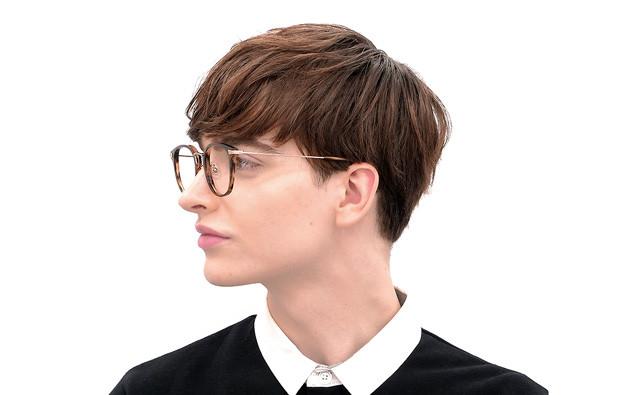 Eyeglasses John Dillinger JD2040Z-0S  Brown Demi