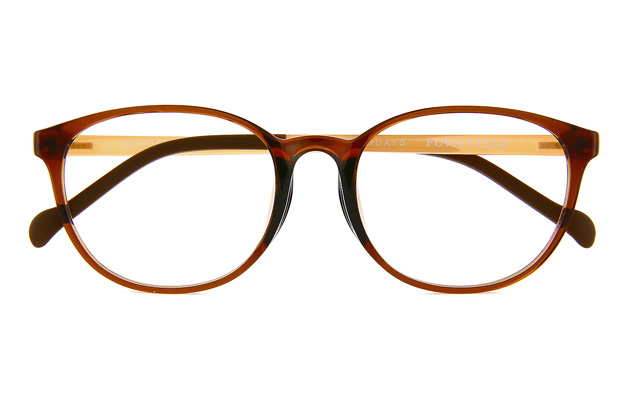 Eyeglasses FUWA CELLU FC2015T-9S  Brown