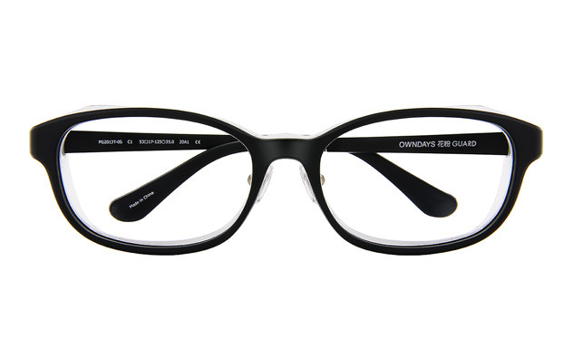Eyeglasses OWNDAYS PG2013T-0S  ブラック