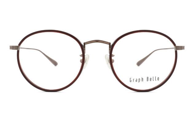 メガネ Graph Belle GB1011-B  ブラウン