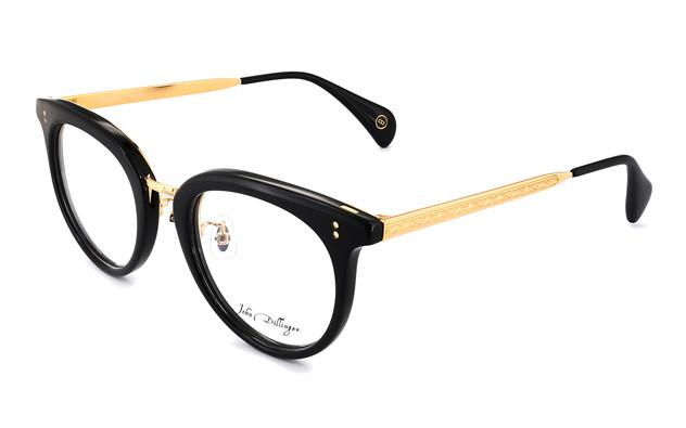 Eyeglasses John Dillinger JD2009-D  ブラック