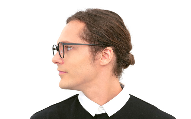 Eyeglasses OWNDAYS SNAP SNP2011T-9A  Mat Black