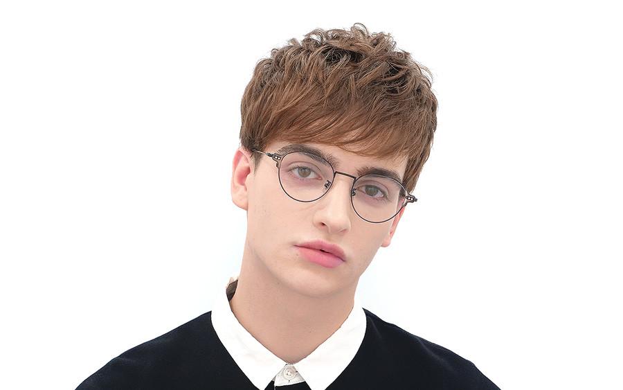 Eyeglasses John Dillinger JD1033B-0A  Black