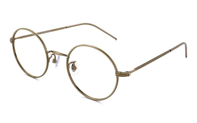Eyeglasses John Dillinger JD1012K-8S  ゴールド
