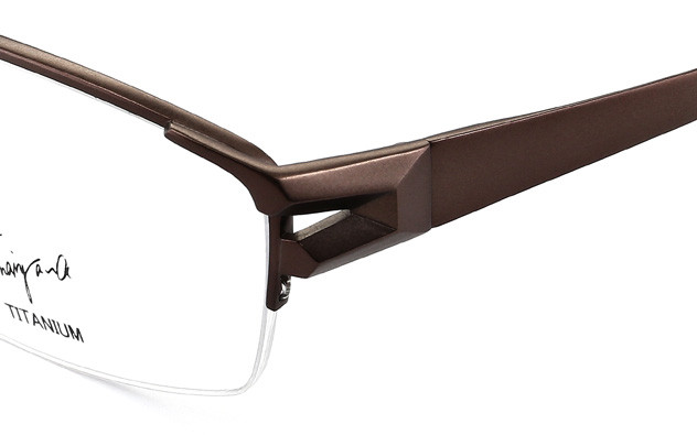Eyeglasses K.moriyama KM1127-G  Mat Gun