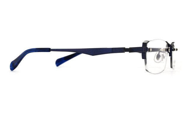 Eyeglasses K.moriyama KM1131-T  ネイビー