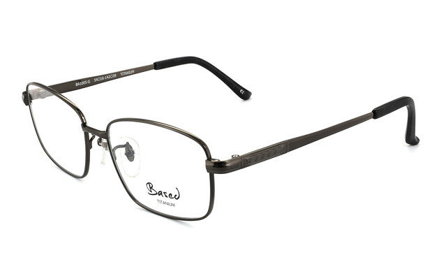 Eyeglasses Based BA1005-G  Dark Gun