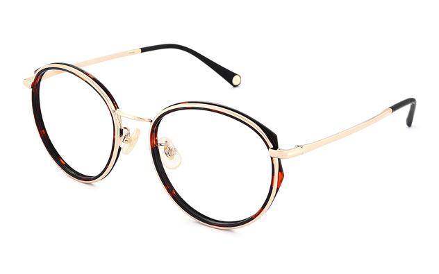 Eyeglasses Graph Belle GB2017G-8A  Brown Demi