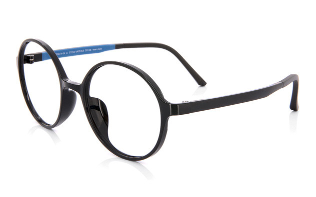 Eyeglasses ECO2XY ECO2017K-0A  Black