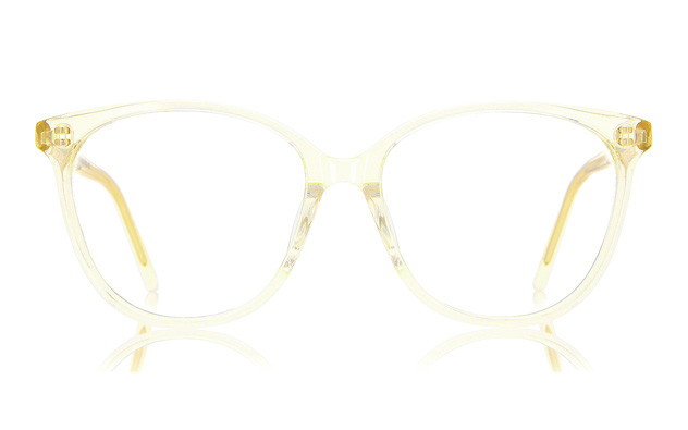 Eyeglasses +NICHE NC3015J-0S  Clear Yellow