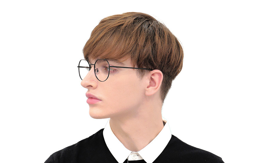 Eyeglasses OWNDAYS SNAP SNP1011N-1S  Black