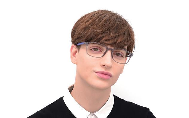 Eyeglasses ECO2XY ECO2016K-0S  ブラウン