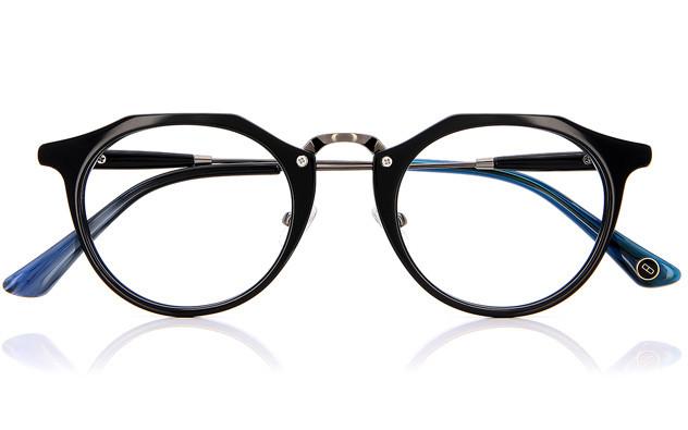 Eyeglasses 電影「煙囪之城」× OWNDAYS PU2002T-0AS  Black