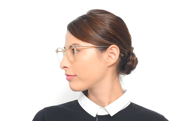 Eyeglasses Graph Belle GB2021B-8A  レッドデミ