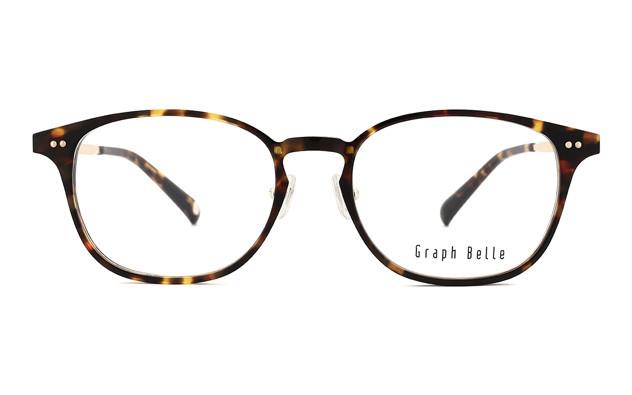 メガネ Graph Belle GB2015-D  ブラウンデミ