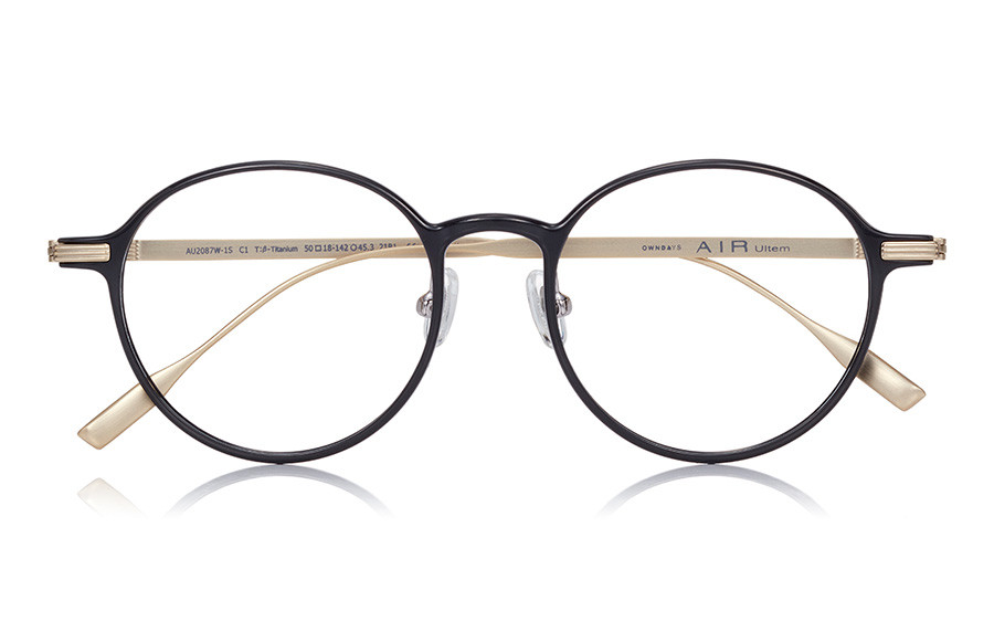 Eyeglasses AIR Ultem Classic AU2087W-1S  Black