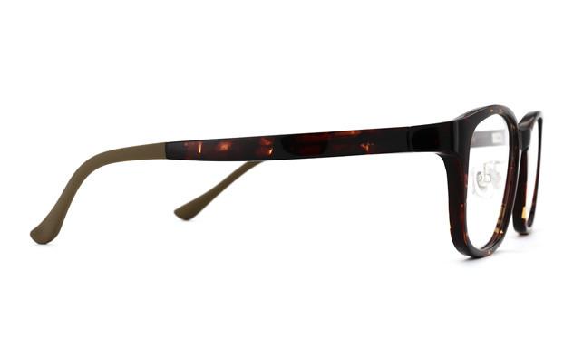 Eyeglasses FUWA CELLU FC2006-T  ブラウンデミ