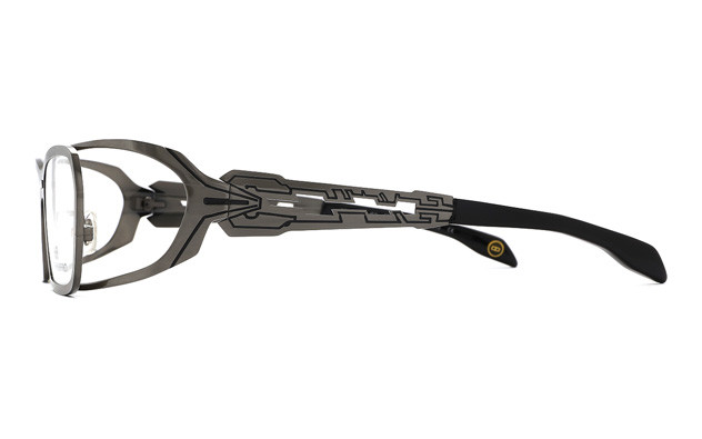 Eyeglasses BUTTERFLY EFFECT BE1003-T  Gun