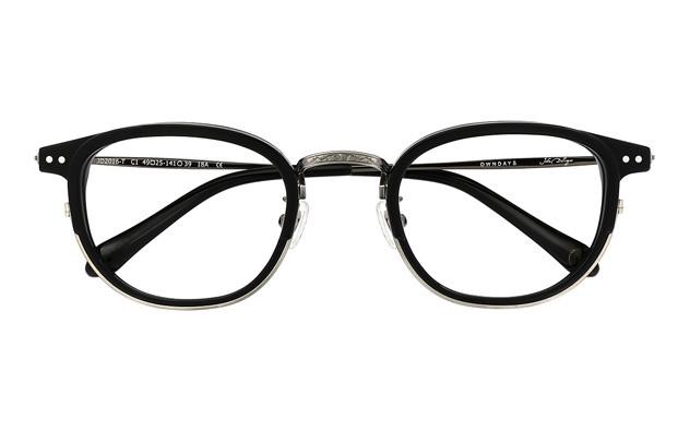 Eyeglasses John Dillinger JD2016-T  ブラック