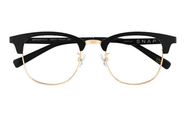 Eyeglasses OWNDAYS SNAP SNP1003-N  Black