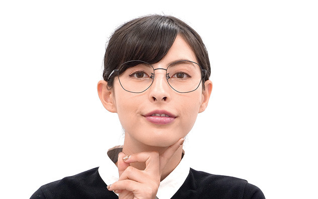 Eyeglasses +NICHE NC3012K-0S  Mat Black