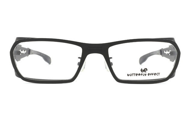 Eyeglasses BUTTERFLY EFFECT BE1003-T  Mat Black