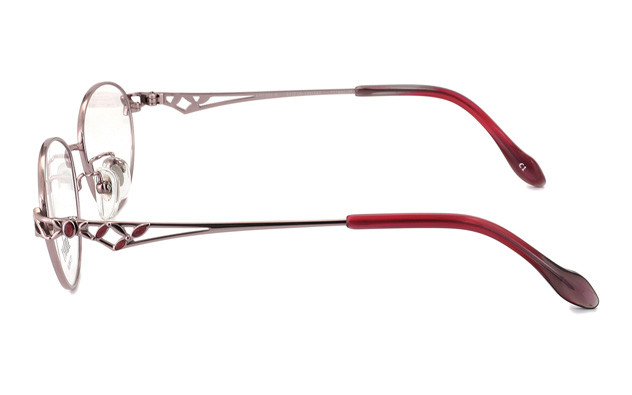 Eyeglasses Amber AM1001-G  ピンク