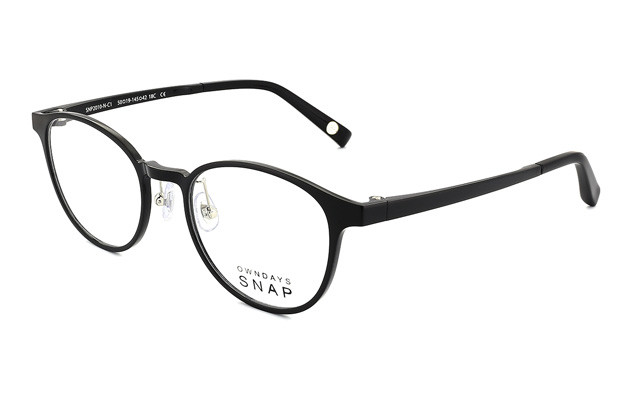 Eyeglasses OWNDAYS SNAP SNP2010-N  Black
