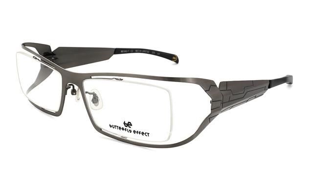 Eyeglasses BUTTERFLY EFFECT BE1002-T  Gun