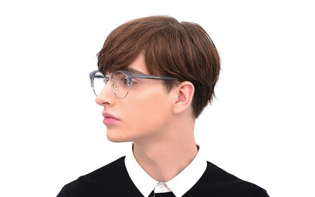 Eyeglasses +NICHE NC3013J-0S  Clear