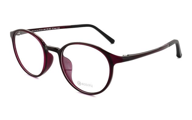 Eyeglasses ECO2XY ECO2012-K  パープル